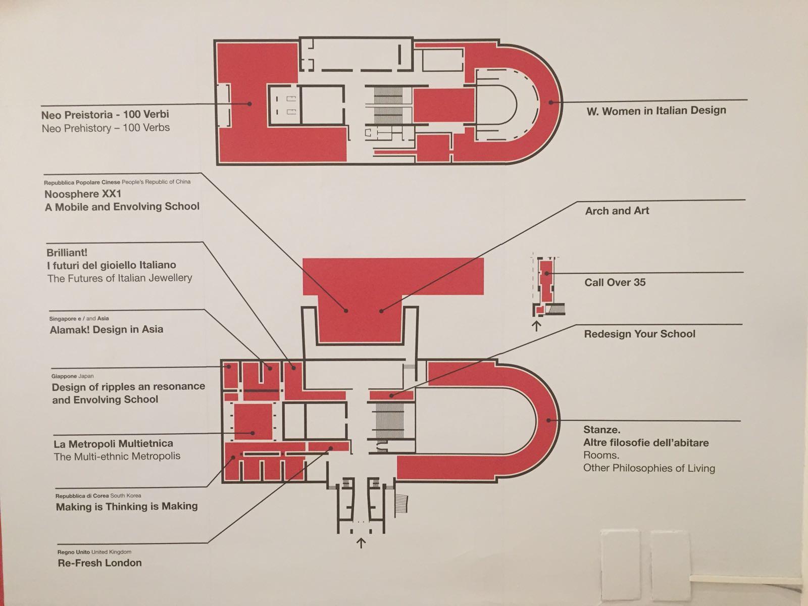 XXI Triennale: le mostre al Palazzo dell'Arte
