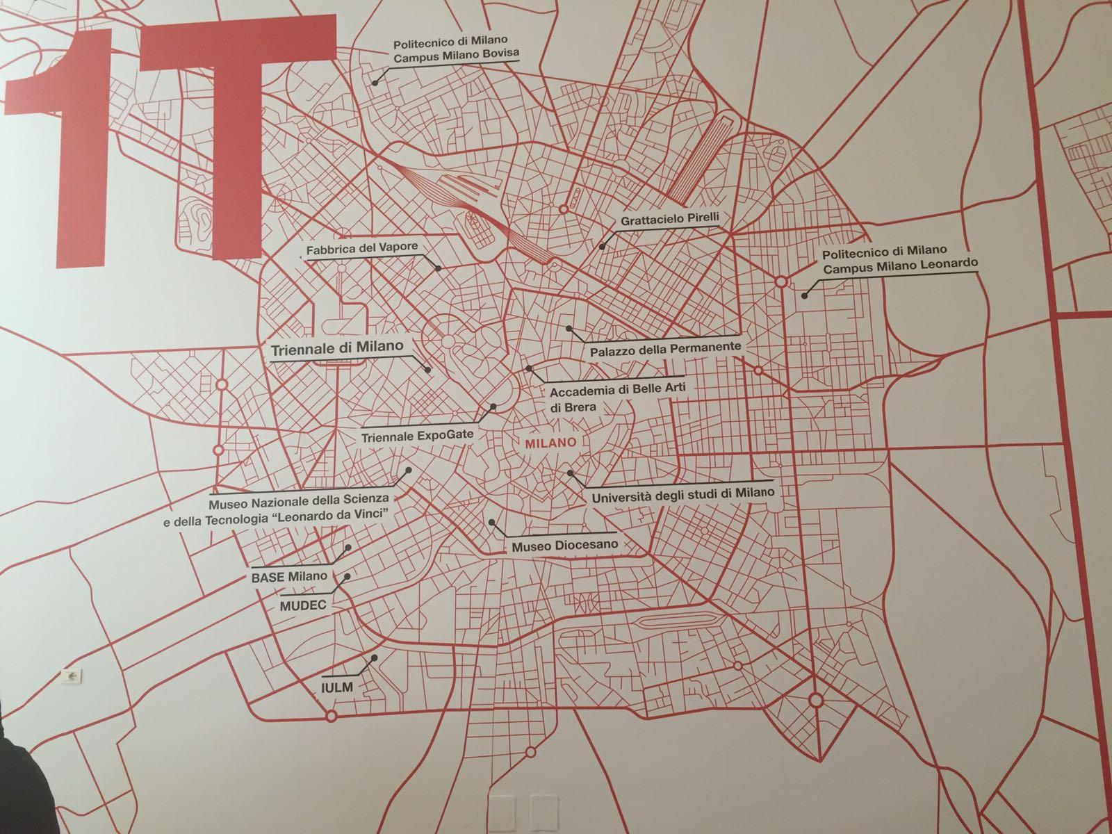 La XXI Triennale in Tutta Milano