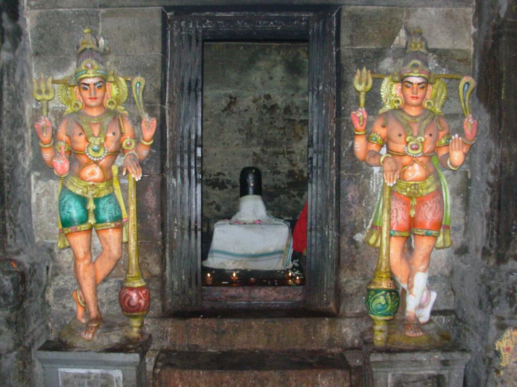 linga sacro a Madurai